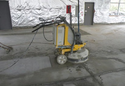 Concrete Floor Grinding Contractor