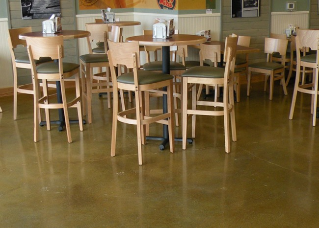View more about Polished Concrete Floor - Jersey Mike's Lakewood, WA