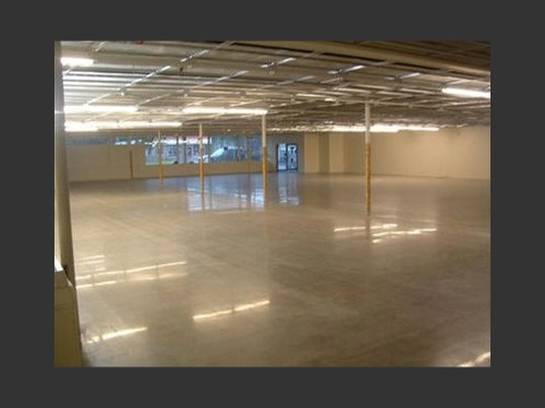 View more about Commercial Polished Concrete Warehouse & Shop Floors